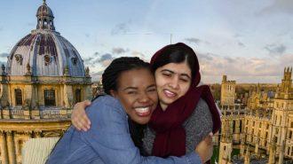 Malala Yusufzay Oxford'daki İlk Yılında Neler Yapıyor?