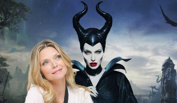 Malefiz 2'de Angelina Jolie'ye Michelle Pfeiffer da Eşlik Edecek!
