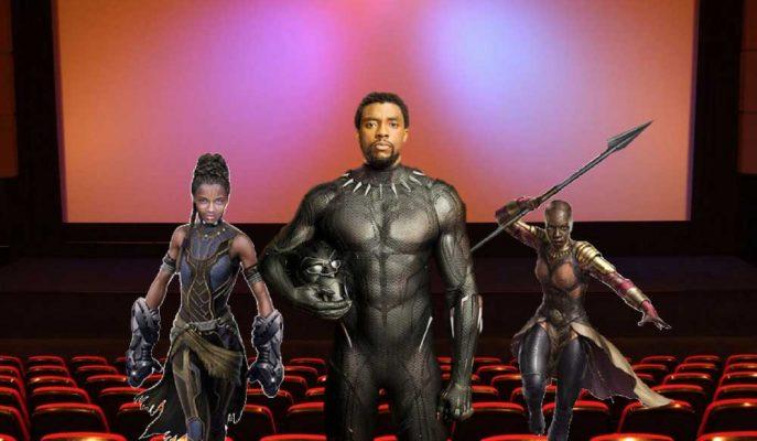 Marvel'ın Gişe Rekortmeni Black Panther, Suudi Arabistan'da Bir İlke İmza Atacak!