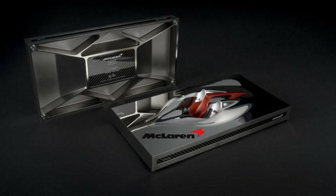 McLaren'nin En Güçlüsü Olacak BP23'ün Müşterilerine Bir Hediyesi Var!