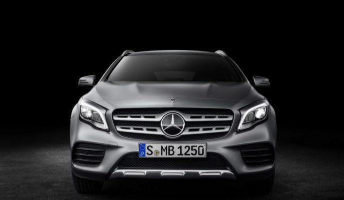 Mercedes Yeni GLA'dan Coupe ve Uzun Şasi Türetmeyi Planlıyor!