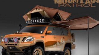 """Nissan """"2018 Overland Expo West""""e Dağların Efendisi Olacak Patrol'ü Getiriyor!"""