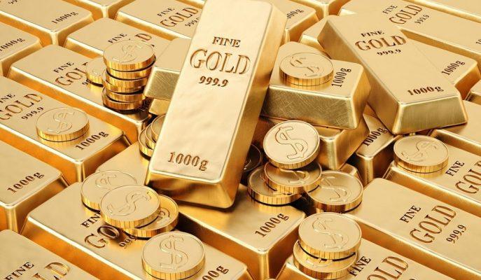 Ons Altın Suriye Gerginliği ile 1.344 Dolara Yükseldi