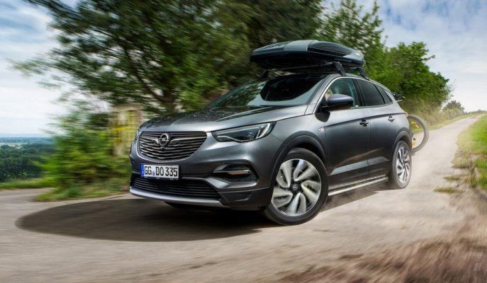 Opel Grandland X'e OPC Line Donanım Paketi!