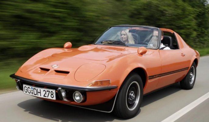 Spor Araç Klasmanında Opel'i Taçlandıran GT'nin 50. Yılı Kutlanıyor!