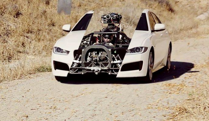 Otomobil Modellerinin Film ve Reklam Çekimleri Nasıl Oluyor? İşte Cevabı!