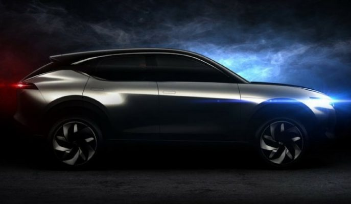 Pininfarina'nın Tasarladığı Hybrid Kinetic K350 Pekin Fuarı'na Geliyor!