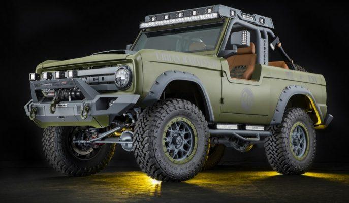RMD'nin Klasik Ford Bronco'su Sizi Şehir Hayatından Uzaklaştırıyor!