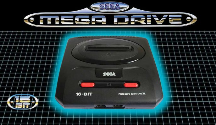 Sega'dan Nostalji Rüzgarı: Mega Drive Mini Geliyor!
