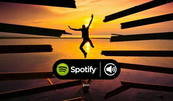 Spotify Ücretsiz Kullanıcılarını Sevindirecek Yenilikler Üzerinde Çalışıyor!