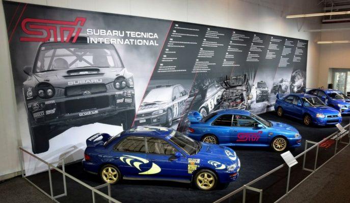 """Subaru """"STI Birimi 30. Yılını Kutluyor"""""""