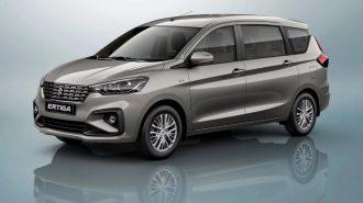 """Suzuki'nin Yenilediği """"Ertiga"""" MPV Sınıfına Damga Vurmaya Geliyor!"""