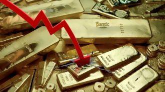 TCMB Kararları Sonrasında Altın Fiyatları Düşüşe Geçti