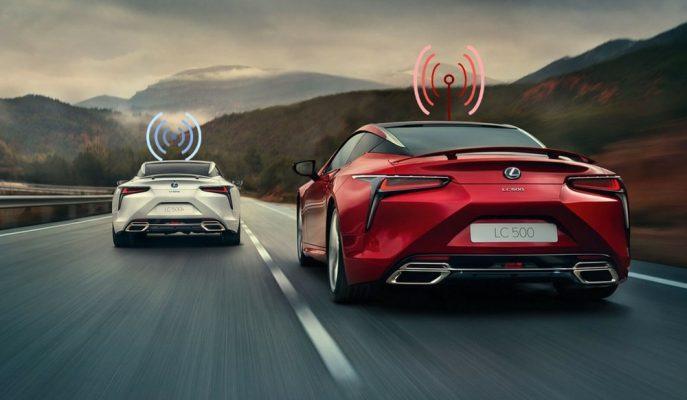 """Toyota 2021 Yılında Lexus'la Beraber """"Konuşan Araçlar"""" Dönemini Başlatıyor!"""