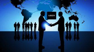 Uber Artık Rakiplerinden Azınlık Hissesi Satın Almayacak!