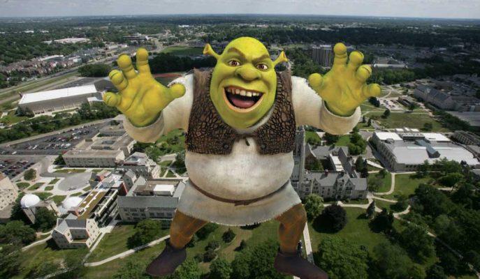 "Üniversitenin 500 Bin Retweete ""Shrek Maskotu"" Sözü Tartışma Yarattı!"