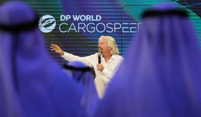 Virgin Hyperloop One ile Dubaili DP World'den Ultra Hızlı Kargo Projesi!