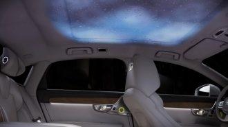 """Lüks Kavramını Baştan Yazan Otomobil: """"Volvo S90 Ambience Concept"""""""