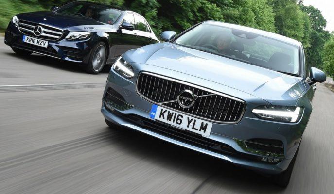 Çinli Geely, Volvo için Mercedes'in Motor Teknolojisini İstiyor!!!