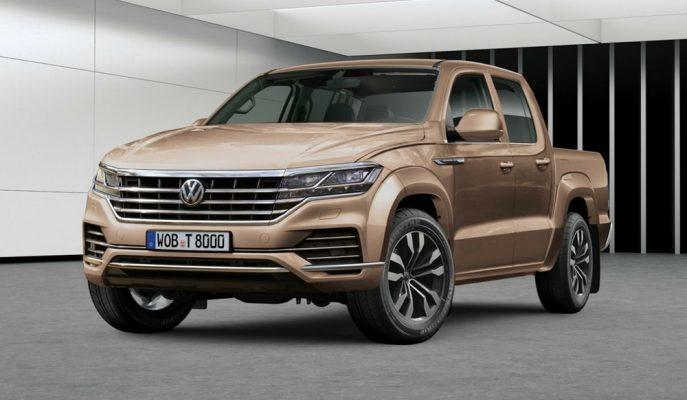 VW Amarok'un İkinci Nesli için Operasyon Başlıyor!