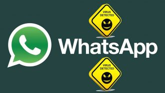 WhatsApp'ta Hızla Yayılan Martinelli Virüsü Kişisel Bilgileri Sızdırıyor!