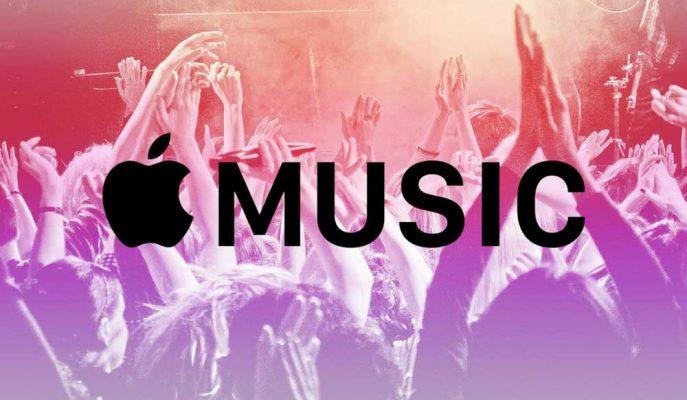 """Yükselişini Sürdüren Apple Music'den Yeni """"40 Milyon"""" Rekoru!"""