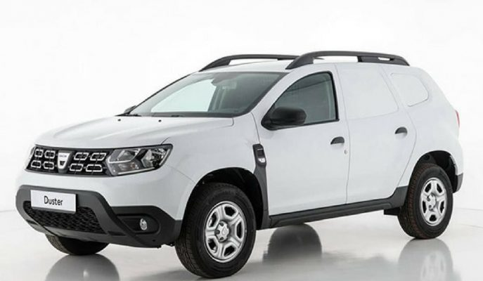 "2018 Dacia Duster'a Gelen ""Fisker VAN"" Takviyesi!"