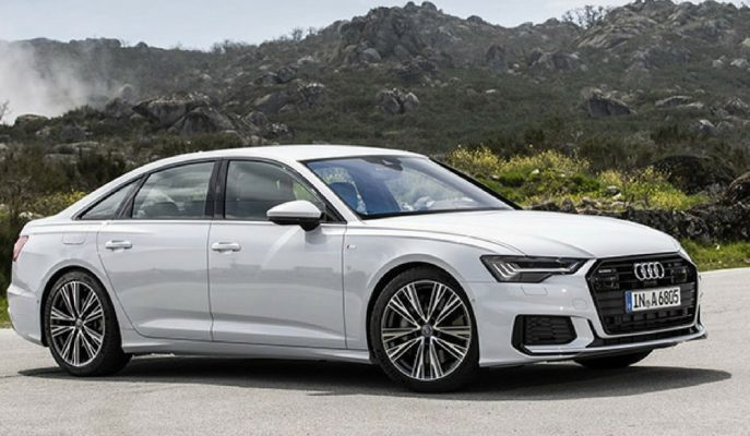 2019 Audi A6 Yeni Pozlarıyla Asfalta İndi!