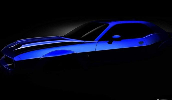 2019 Dodge Challenger SRT Hellcat 70'lerin Modasından İlham Almış!