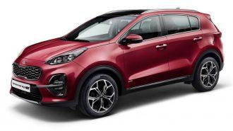 2019 Kia Sportage'in Yeni Dizel + Hibrit Motorla Beraber Teknik Detayları Verildi!