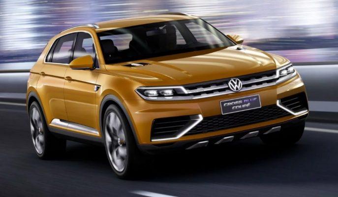 2019 Yılına VW'den Tiguan Cross Coupe Hazırlığı!