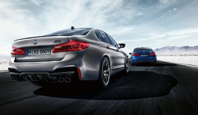 3.1 Saniye Kalkış Hızıyla Yeni BMW M5 Competition Göreve Hazır!
