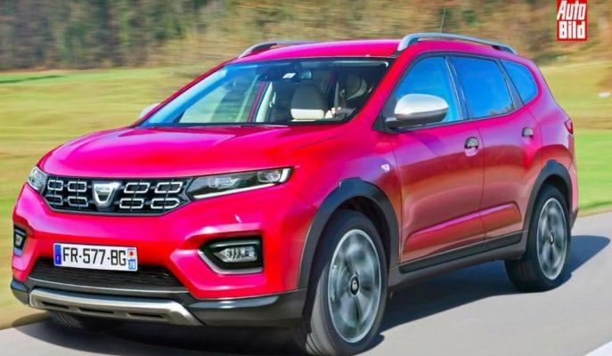 Dacia MPV Olan Lodgy'e 4X4 SUV Versiyon Ekleyebilir!