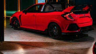"""Honda Type R'ın İlginç Kamyonet Dönüşümü: """"Project P"""""""