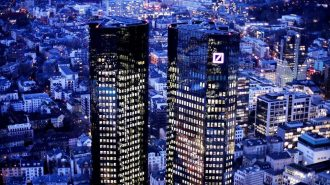 Alman Bankacılık Devi Deutsche Bank Binlerce Kişiyi İşten Çıkartıyor!