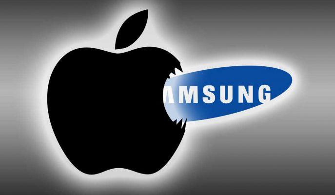 Apple – Samsung Patent Davasında Güney Koreli Deve 539 Milyon Dolarlık Ceza!