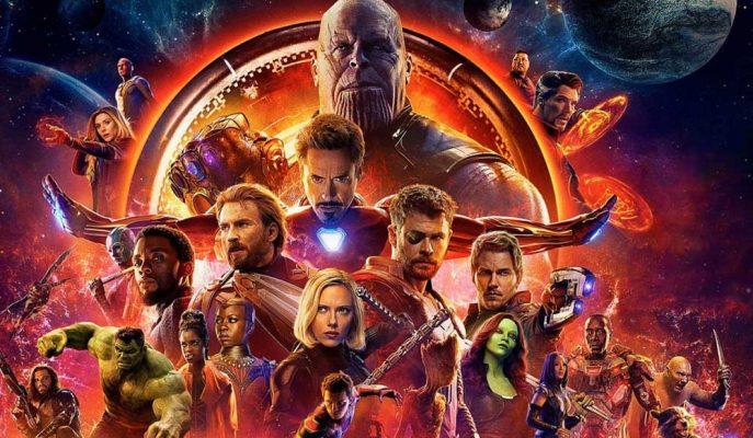 Avengers: Infinity War 1 Milyar Dolar Rekorunu En Kısa Sürede Kıran Film Oldu!