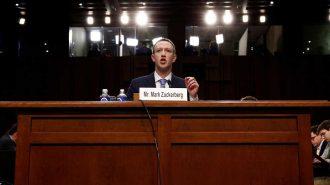 Avrupa Parlamentosu Zuckerberg'i Yeni Bir Şey Söylemediği Gerekçesiyle Eleştirdi!