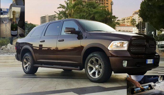 Aznom'un Atulux Ram 1500'ü Sedan mı SUV mu? Tek Bildiğimiz İnanılmaz Lüks Oluşu!