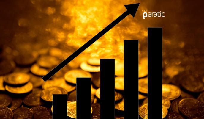 Yılın İlk Çeyreğinde Bankalardaki Altın Hesapları 24 Milyar 773 Milyon Lira ile Rekor Kırdı