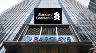 Barclays Rakibi Standard Chartered'la Birleşmek için Görüşme Yapıyor!