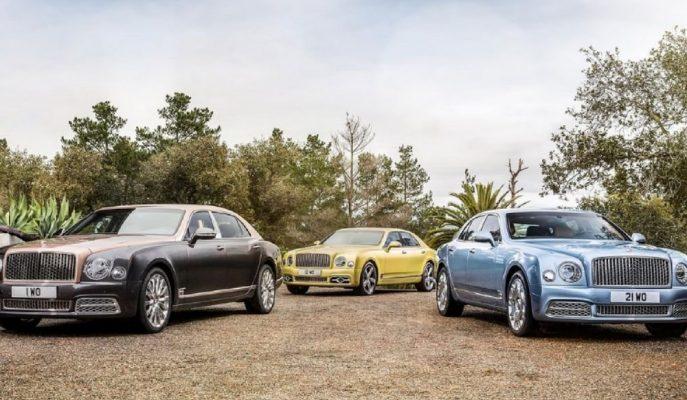 Bentley Yeni Motor Dönemine Geçiş Yapıyor!