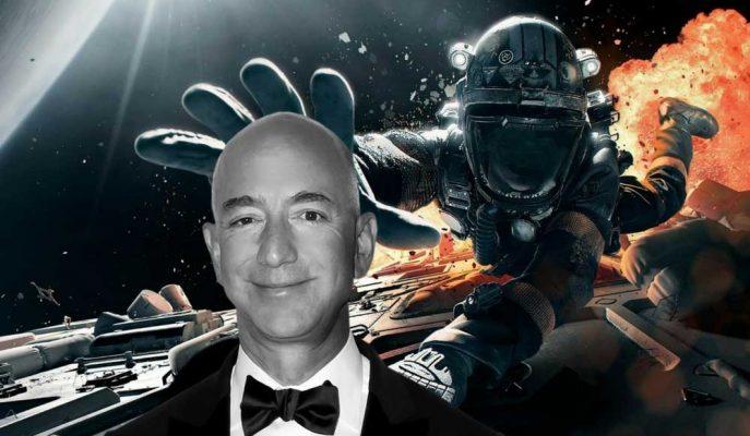 Bilim Kurgu Hayranı Bezos, The Expanse'in Dördüncü Sezonu için Kolları Sıvadı!
