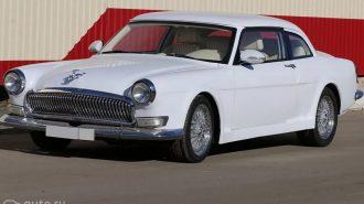 GAZ Auto'nun Volga 21'ne Yapılan Restoresinde BMW Parçaları Kullanılmış!