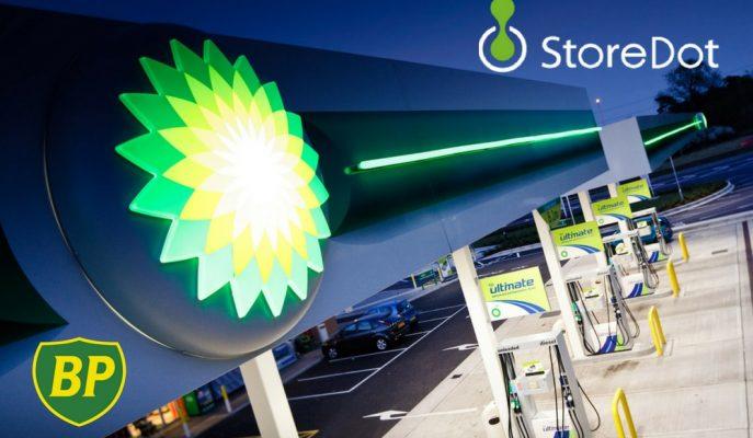 BP'den 5 Dakikada Dolacak Elektrikli Araç Pillerine 20 Milyon Dolarlık Yatırım!