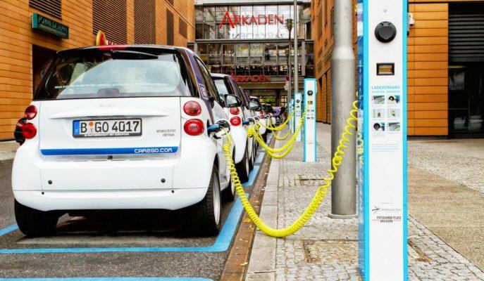 Çin'de Elektrikli Araçlar Çevreyi Daha Fazla Kirletiyor Olabilir!