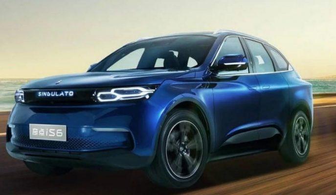 Çinli Zhiche Auto'dan 400 Km Menzilli Şık SUV Singulato iS6!