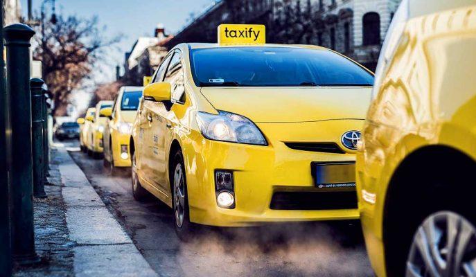 Daimler, Uber'in Rakiplerinden Taxify'a 175 Milyon Dolarlık Yatırım Yaptı!