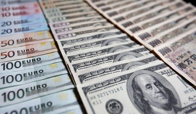 Kurlardaki Düşüş Hızlandı! Dolar 4,48'e, Euro 5,21'e Geriledi