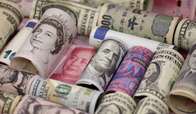 Dolar 4,62, Euro 5,46 ve Sterlin 6,21 ile Rekor Tazeledi